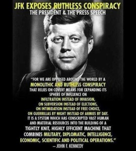Massive Conspiracy Noted; Did Nothing -JFK Operation Northwoods Noted; Not One Even Demoted; Let Alone Trials For Treason - JFK