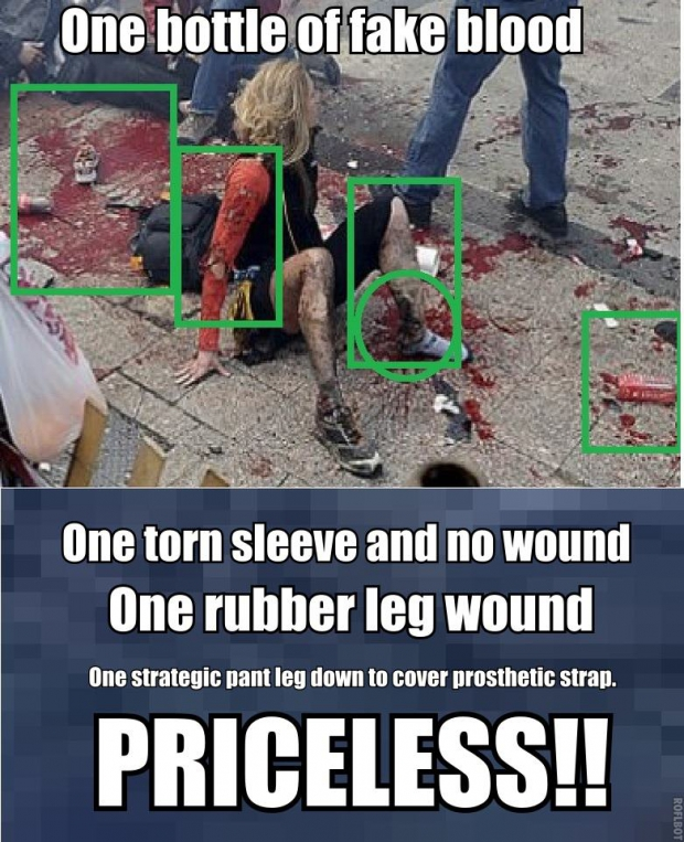 Proof - Dzhokhar Tsarnaev's Back-Pack was photo-shopped ...