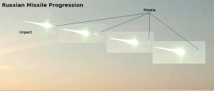 Russian Gazelle ABM Strikes Chelyabinsk Meteor