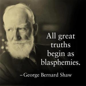 Blasphemies