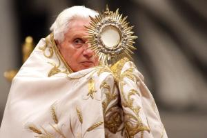 "The Pope and 'The Sun"" of God"