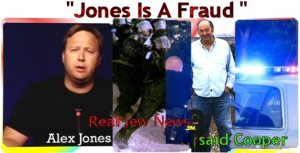 'Alicks' Alex Jones - Israeli -  US Shill in a Christian Wrapper