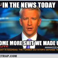 Anderson Cooper and CNN Caught Staging Fake News about Syria to Justify Military Intervention  [videos]