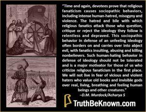 Religions Past, Present, Future?