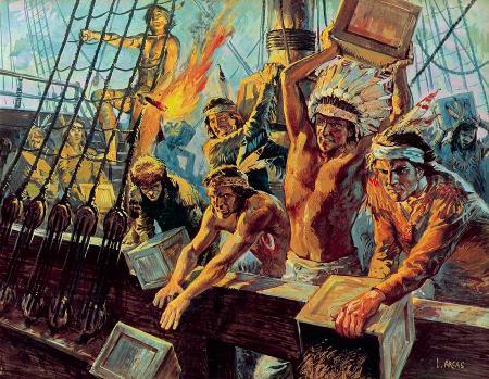 New Boston Treason More Popular Than Old According to Goggle Google