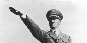 Hitler would be proud.  The criminal cops, courts, Zionist leaders should too.  According to Hitler - I may be raising my hand a little high...