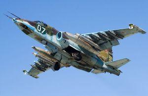 Ukraine SU-25