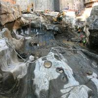 Massive Radiation in World Trade Center Demolition and Molten Bedrock by Ed Ward, MD