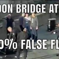 London Bridge Attack Drill Is Falling Down